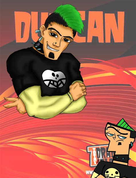 anime mit drama und total drama anime images duncan in anime hd wallpaper and