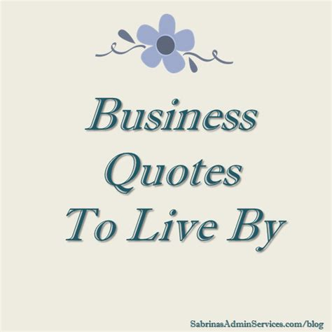 business quotes    sabrinas admin services