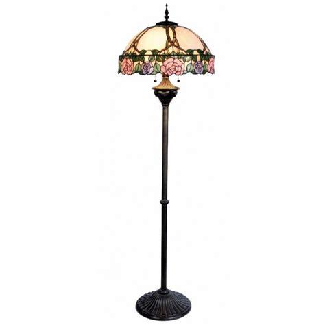 Lampadaire Style Tiffany Reproduction Lampe Tiffany Metal