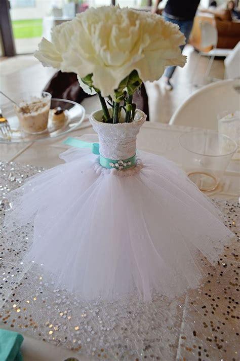 diy adding bling to wedding dress wedding dress bouquet vase floral arrangement teal bling