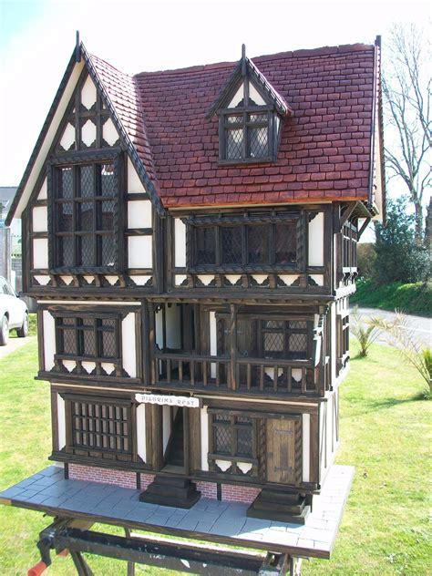 miniature houses kevin jackson tudor dolls houses miniature showcase