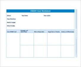 Objectives In Exles by Smart Goals Template 15 Free Documents In Pdf Word Excel