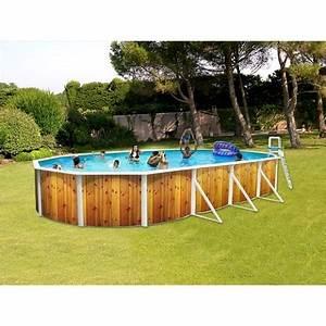 Piscine A Enterrer : infos sur piscine zodiac a enterrer ovale 7 4 arts et ~ Zukunftsfamilie.com Idées de Décoration