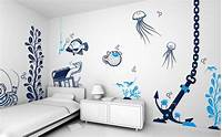 interesting bedroom wall decals 22 cool bedroom wall stickers for kids - Interior Design ...