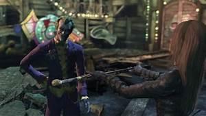 Batman Arkham City: Joker Boss Fight...accompanied by 15 ...