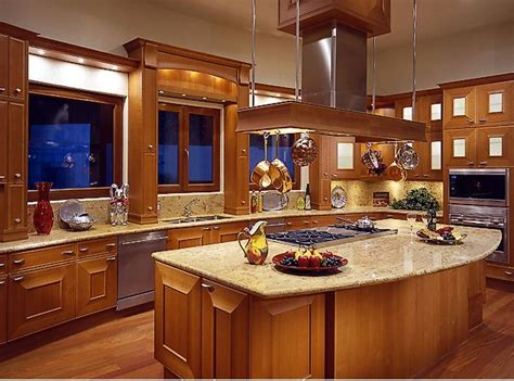 Luxury Kitchen Designs Photos 2014