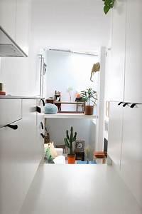 Aménagement Petit Appartement : comment am nager un appartement de 21 m2 frenchy fancy ~ Nature-et-papiers.com Idées de Décoration