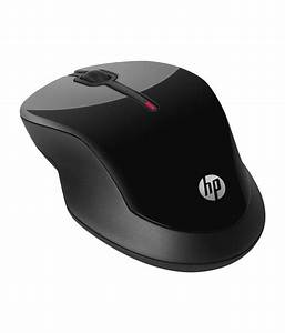 HP X3500 Wireless Mouse with optical sensor - Buy HP X3500 ...
