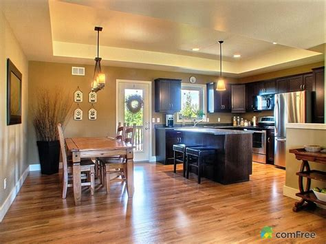 Update Home Design Ideas : Split Level Kitchen Remodels