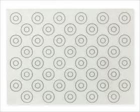 9 printable macaron templates free word pdf format With macaron baking sheet template