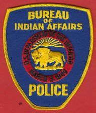 federal bureau of indian affairs 17 best images about patches federal on