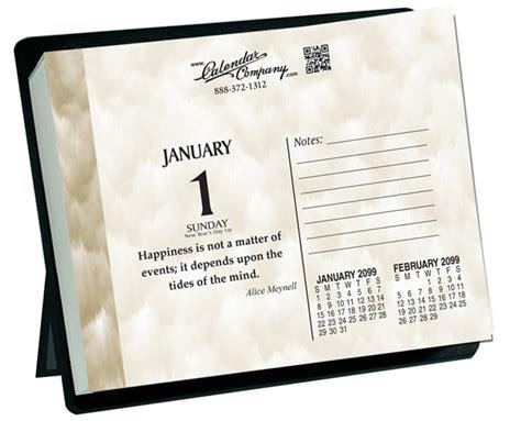 calendar company buy daily inspirational calendar
