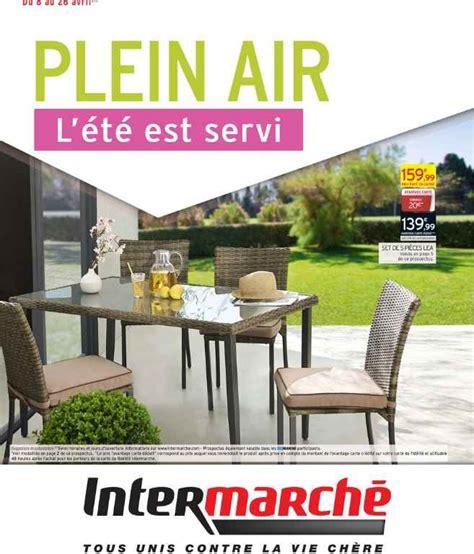 canape tendance intermarché mobilier de jardin régon nord du 8 au 26 avril 2015 12 16