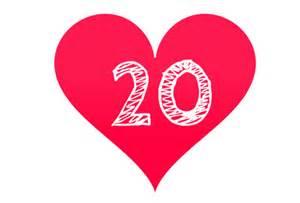 anniversaire de mariage 20 ans 20 ans de mariage noces de porcelaine invitations anniversaire