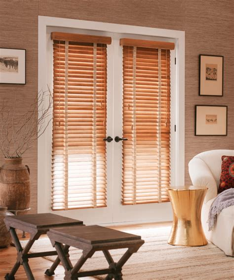 Custom Wood Blinds by Custom Wood Blinds Houston Stained Blinds The Shade