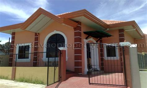 Bungalow Type House Design Philippines Bungalow House