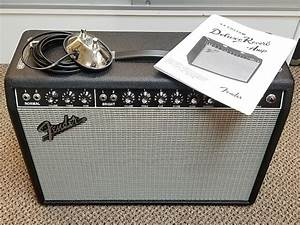 Fender Deluxe Reverb  U201964 Custom Hand