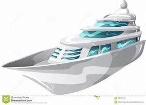 Large Motor Yacht Stock Photography - Image: 18147142