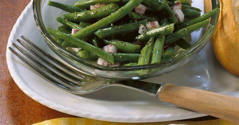 gruener bohnensalat rezept kuechengoetter