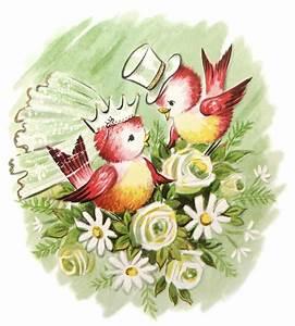 7 Best Images of Printable Love Birds Art - Love Bird ...