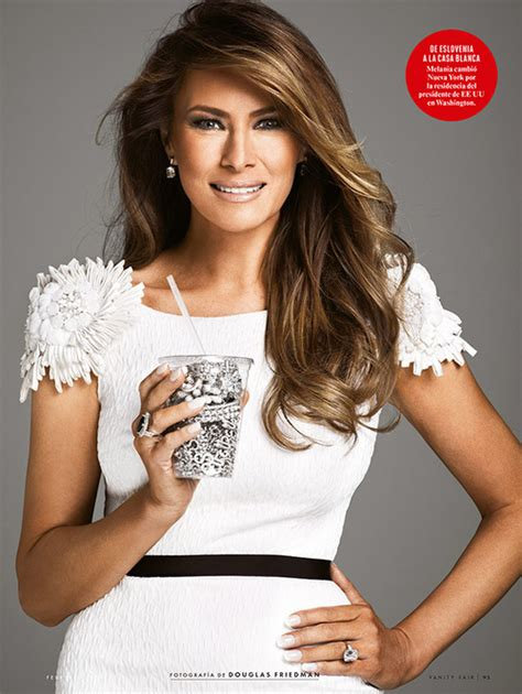 What Does Melania Trump Eat? 4 Simple Rules Of The First Lady's Diet - on Fabiosa