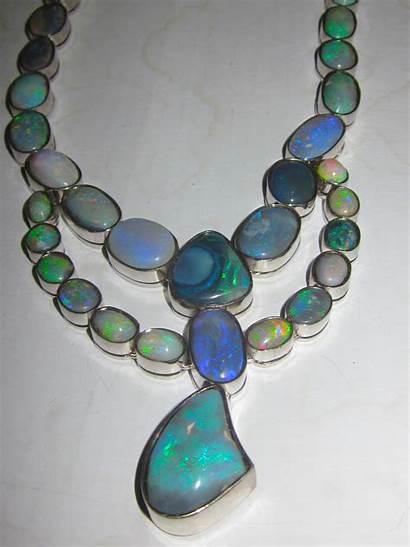 Opal Necklace Jewelry Wholesale Australian Opals Necklaces