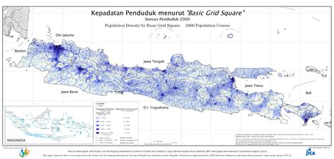 population density  java