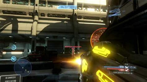 Suppressor Halo 4 Team Slayer Landfall W Commentary