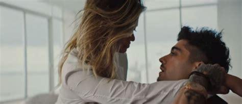 Zyan Malik Kisses Sofia Jamora In 'let Me' Music Video