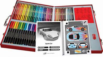 Crayola Drive App Toys Img02 Markers Picks