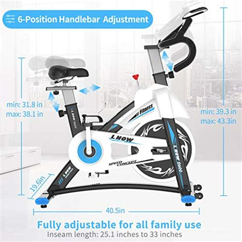 L-NOW Indoor Cycling Bike Reviews - Top 7 L-NOW Spin Bikes ...