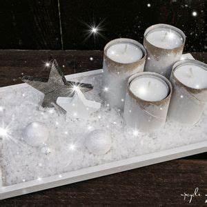 Deko Aus Toilettenpapierrollen : 56 besten weihnachtszauber bilder auf pinterest weihnachtszauber weihnachten und basteln ~ Markanthonyermac.com Haus und Dekorationen