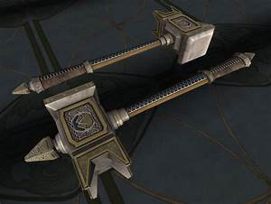 Dwarven War Hammer by ~heidifury on deviantART | Fantasy ...