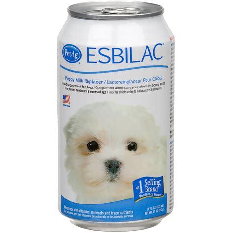 esbilac puppy milk replacer liquid  oz