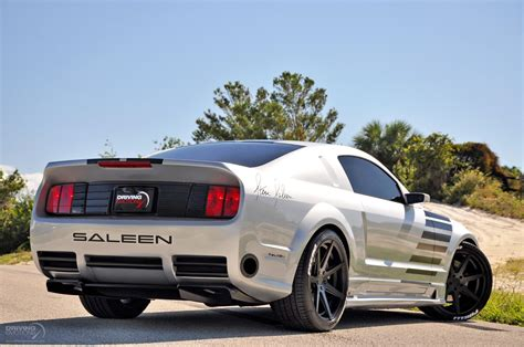 2005 Ford Mustang Coupe by 2005 Ford Mustang Saleen S281 Sc Coupe Stock 5983 For