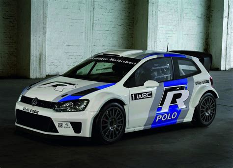 Volkswagen Polo Wrc Street Concept Revealed At Worthersee