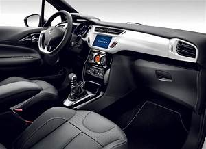 Equipement Ds3 So Chic 2011 : citroen ds3 model vehicle specifications ~ Gottalentnigeria.com Avis de Voitures