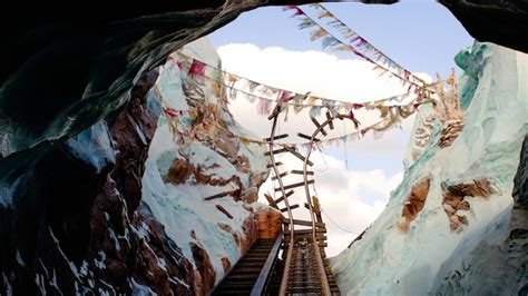expedition everest animal kingdom attractions walt