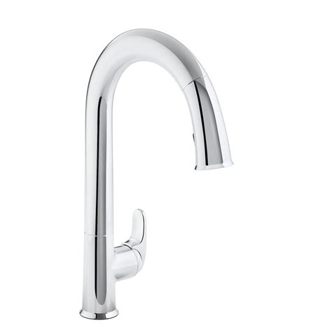 touchless kitchen faucets kohler k 72218 sensate electronic touchless kitchen faucet