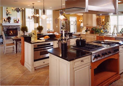 kitchens with two islands two island kitchen 6654