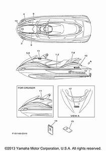 Yamaha Oem Part F1s