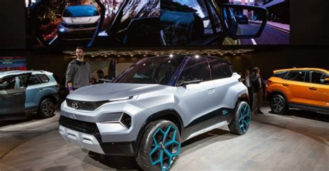 Tata H2x Concept Unveiled At 2019 Geneva Motor Show [update]