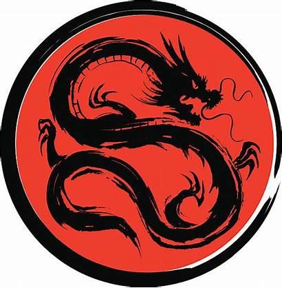 Dragon Chinese Chino Clipart Dibujos Clip Dragones