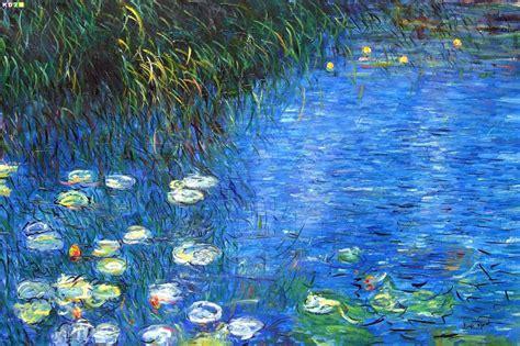 Claude Monet Nymphéas / Water Lilies / Le ninfee
