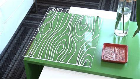 Diy Acrylic Coffee Table-youtube
