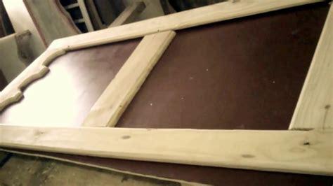 como hacer puerta despensa de cocina youtube