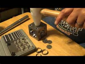 Coin Rings - YouTube