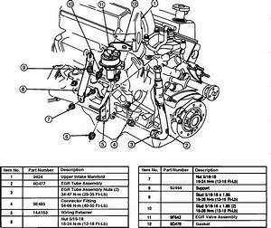Ford 5 8l Engine Diagram