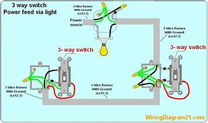 Box Light 3 Wire Switch Diagram