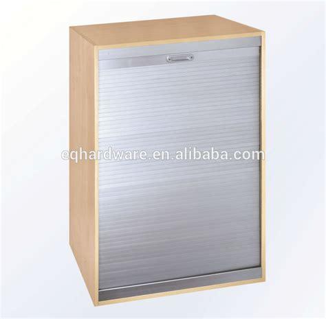 roller shutter cabinets for kitchen vertical or horizontal roller shutter aluminum tambour